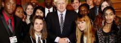 Mayor of London launches Harris Westminster Sixth Form